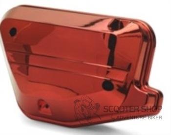 Box na vzduchový filtr pro skútr MBK Booster a YAMAHA BWs, červený