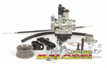 Karburátor KIT MALOSSI PHBG 19 AS pro PEUGEOT 50 - 1611027