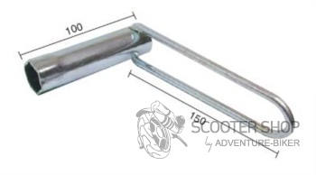 Klíč na svíčku BUZZETTI univerzal 21mm x 100 x 150 - 4807
