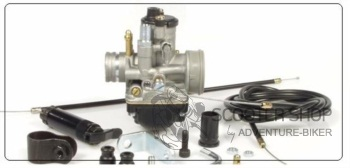 Karburátor KIT MALOSSI PHBG 21 BS pro Skútry Yamaha Axis/Jog - MBK Hot Champ/Sorriso - 1610998