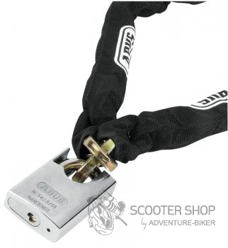 ABUS Platinum Chain 34CS/55 + 10KS200 Zámek pro zabezpečení motocyklu