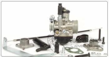 Karburátor KIT MALOSSI PHBG 19 AS pro PEUGEOT SV GEO 50 - 1611000