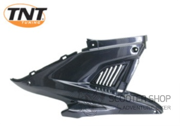 Boční plast pravý TNT TUNING pro skútr MBK NITRO / YAMAHA AEROX - KARBON - 366718