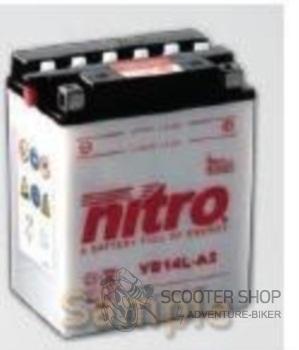 Baterie NITRO YB12A-B
