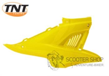 Boční plast pravý TNT TUNING pro skútr MBK NITRO / YAMAHA AEROX - ŽLUTÝ - 366799I