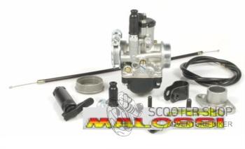 Karburátor KIT MALOSSI PHBG 19 AS pro KYMCO 50 - 1611028