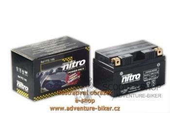 Baterie NITRO YTR4A-BS