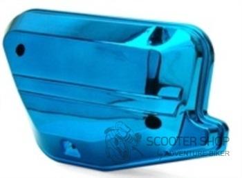Box na vzduchový filtr pro skútr MBK Booster a YAMAHA BWs, modrý