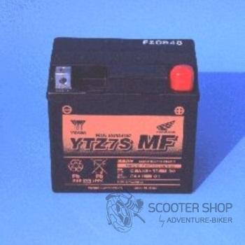 Baterie Yasa SUPER MF GELOVÁ YTZ7S