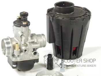 Karburátor KIT MALOSSI MHR PHBG 19 pro Piaggio/Aprilia/Puch/Malaguti 50 2T - 1611021