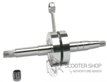 Kliková hřídel Malossi MHR TEAM Big Bore na motory Minarelli horizontal čep 13mm - 5313275