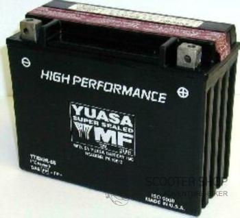 Baterie Yasa SUPER MF GELOVÁ YTX24HL-BS