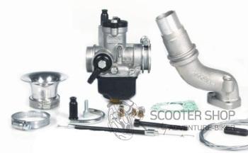 Karburátor KIT MALOSSI PHBL 24 A pro VESPA PK HP-XL 50 - 1610853