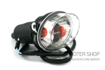 Blinkr na skútr pravý přední, pro KYMCO QUAD MXU 50,150,250,300