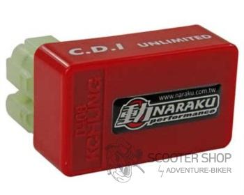 CDI NARAKU RACING KEEWAY GY6 bez omezení ot. - 390.15