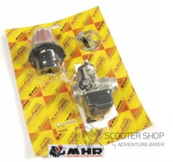 Karburátor KIT MALOSSI MHR PHBL 25 BS pro GILERA 125-180 - 1611022