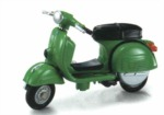 Model skútru Vespa Rally 180 (68´) 1:32