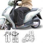 Termo kalhoty pro řidiče i spolujezdce Termoscud TAKEAWAY - Tucanourbano R093 (M)