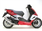 Výfuk LeoVince GP Peugeot JetForce/Ludix Blaster - 7498