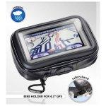 CellularLine Interphone SM45 - voděodolný držák na řídítka pro GPS navigace 4,3