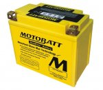 Baterie MOTOBATT MB3U ( 12V 3,8AH ) - komp. Yuasa YB3L-A / YB3L-B
