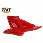 Boční plast levý TNT TUNING pro / na skútr MBK NITRO / YAMAHA AEROX - červený - 366747
