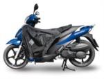 Termoscud Tucanourbano - termo deka - pléd - přehoz na skútra Suzuki Sixteen