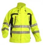 Reflexní voděodolná bunda na moto - skútr TICINO S - XXXL