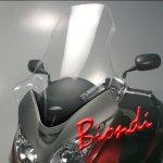 "Plexi štít Biondi ""Club"" na skútr HONDA S.W.-T 400 2009-> - 8061215"