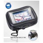 """CellularLine Interphone SM35 - voděodolný držák na řídítka pro GPS navigace 3,5"""""""