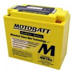 Baterie MOTOBATT MB18U ( 12V 22,5AH ) komp. YB18A, YB18L-A, YB18L-A2