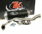 Sportovní výfuk Turbo Kit GMAx pro Kymco Downtown 125