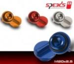 SPEEDS olejová šroubová zátka 20x2.5