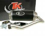 Sportovní výfuk Turbo Kit GMAx pro Vespa GTS 300