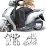 Termo kalhoty pro řidiče i spolujezdce Termoscud TAKEAWAY UNIVERZAL - Tucanourbano R093 (S)