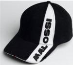 Čepice Malossi (scooter - skútr) - černá