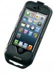 Interphone Voděodolné pouzdro s držákem na řídítka CellularLine pro Apple iPhone 5, černé