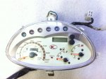 Kymco Yup / People 250 kompletní přístrojovka vč. elektroinstalace