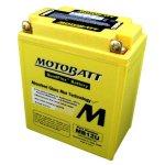 Baterie MOTOBATT MB12U ( 12V 15AH ) - komp. YB12AL-A2, YB12AL-A, YB12C-A