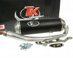 Sportovní výfuk Turbo Kit GMAx pro skútr Kymco Downtown 300