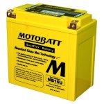 Baterie MOTOBATT MB16U ( 12V 20AH ) - komp. YB16B-A, YB16B-A1, YB16B-A2